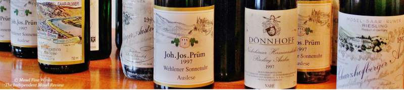 1997 Riesling Vintage Retrospective | Mosel Fine Wines | Picture | Bild