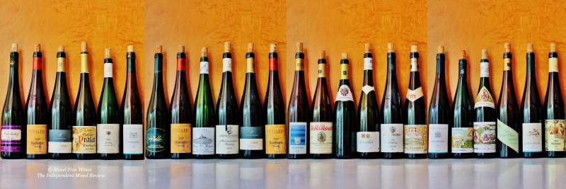 2009 Vintage | Dry Riesling | Mosaic | Picture | Bild
