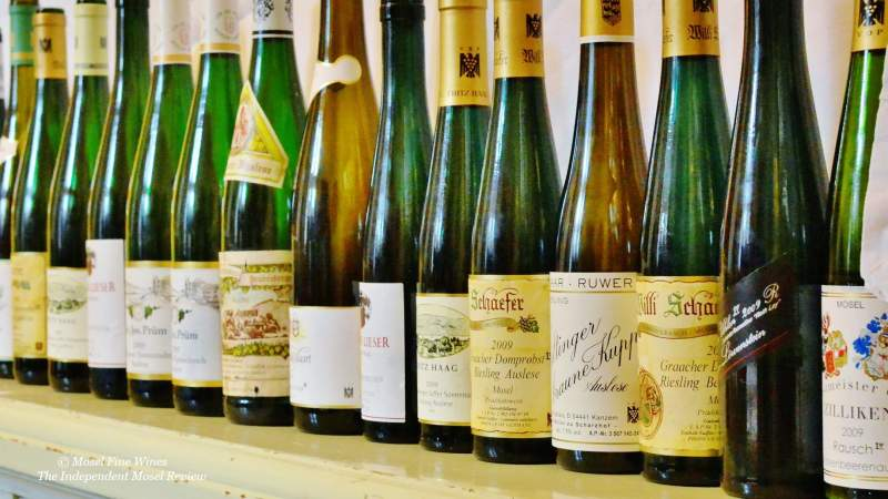 2009 Retrospective | Riesling | Mosel | Label