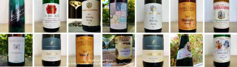 2011 Vintage | Mosel | Riesling | Mosaic | Picture | Bild