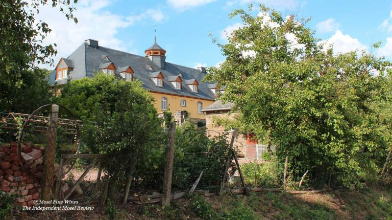 Hofgut Falkenstein | Estate | Weingut | Picture | Bild
