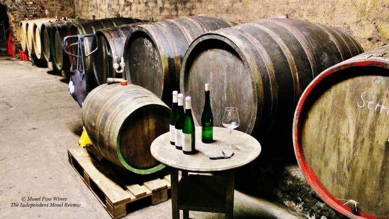 Hofgut Falkenstein | Cellar | Picture | Bild