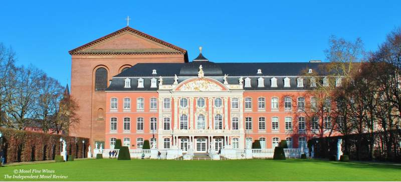 Prince-Elector Palace | Trier | Mosel