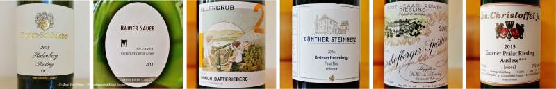 Decipher | Understand | Introduction | German Wine Label | Picture | Bild