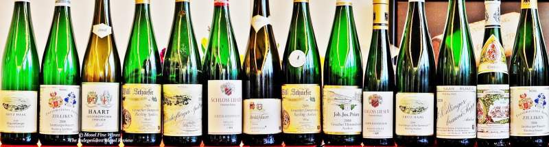 10 Years After Retrospective | 2008 Vintage | Riesling | Wine | Picture