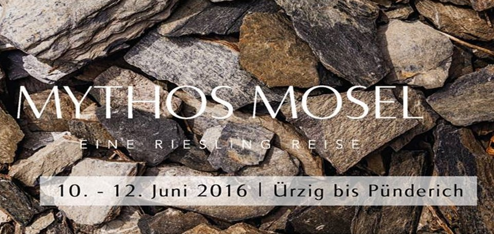 Mythos Mosel - Wine Tasting Event - 2015